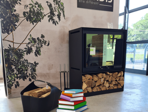 projet chauffage bois pres de gap